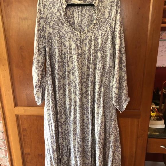 1c6a8d41018 Natalie Martin Fiore maxi dress. M 5bf82feadf0307635cc841bb